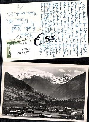 192728,Mittersill Blick geg. d. Felbertauern
