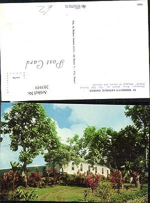 203949,Hawaii Honaunau Kona St Benedicts Catholic Church