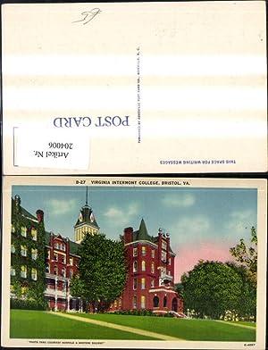 204006,Virginia Bristol Virginia Intermont College