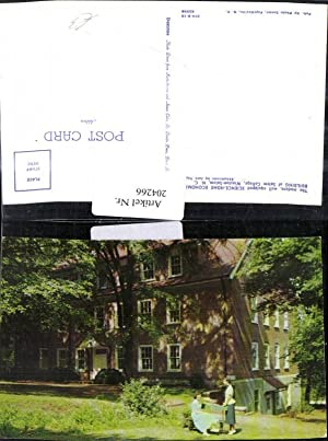204266,North Carolina Winston Salem Science-HOme Economics Building