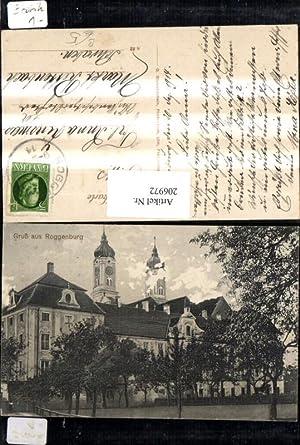206972,Gruß aus Roggenburg Kloster Kirche