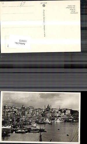 153972,Foto AK Genova Le Port Harbour Liguria