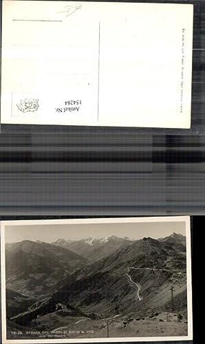 154284,Trentino Strada del Passo di Giovo verso