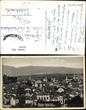 167691,Skoplje Türkenviertel