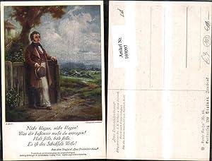 169097,Franz Schubert Das Dreimäderhaus Nicht klagen nicht