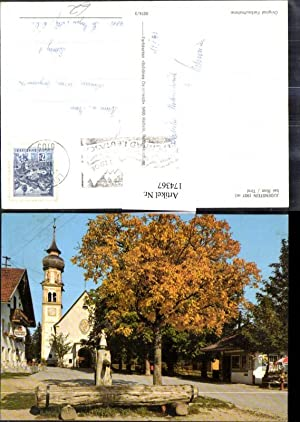 174367,Judenstein b. Rinn Ortsansicht Kirche