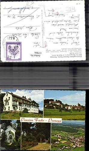117866,Pronegg Erholungsheim Pension Fuchs St. Margarethen a.