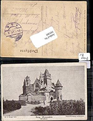 103305,Burg Kreuzenstein Korneuburg 1920