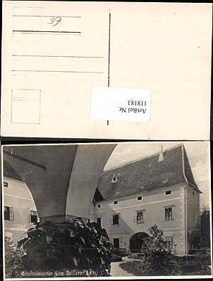 118183,Heim in Zeillern bei Amstetten Hof 1920