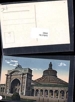 19982,Wien 2 Leopoldstadt Rotunde Detailansicht