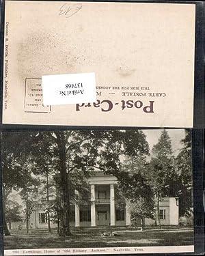 137468,Hermitage Home of Old Hickory Jackson Nashville