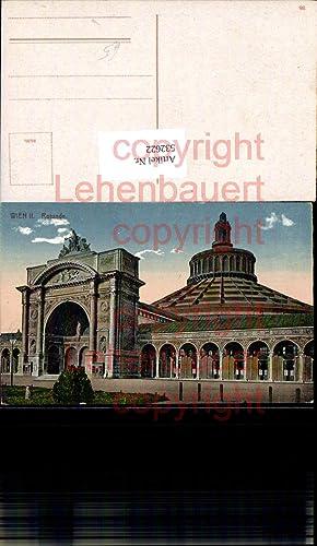 532622,Wien 2 Leopoldstadt Rotunde