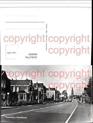 496010,Netherlands Sassenheim Hoofdstraat Straßenansicht