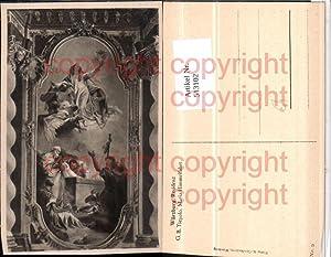 513102,Künstler AK G.B. Tiepolo Maria Himmelfahrt Bibelillustration