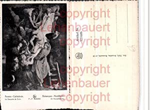 521686,Künstler AK P.-P. Rubens Bibelillustration Descente de