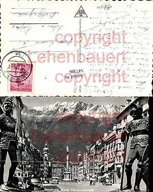 547386,Innsbruck Maria Theresienstrasse Rüstung Ritter