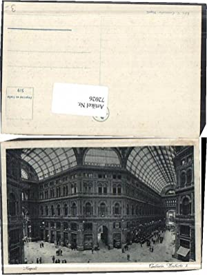 72026,Napoli Galleria Umberto