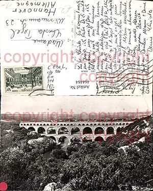 464464,Brücke Le Pont du Gard Aqueduc romain