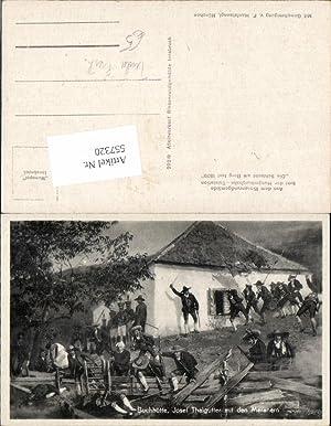 557320,Tiroler Freiheitskampf Andreas Hofer Buchhütte Josef Thalgutter