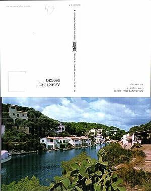 560626,Spain Mallorca Santanyi Cala Figuera