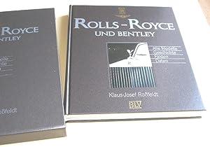 Rolls-Royce und Bentley : alle Modelle ;: Roßfeldt, Klaus-Josef: