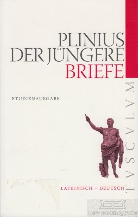 Briefe Von Plinius : Briefe lateinisch deutsch von plinius der zvab