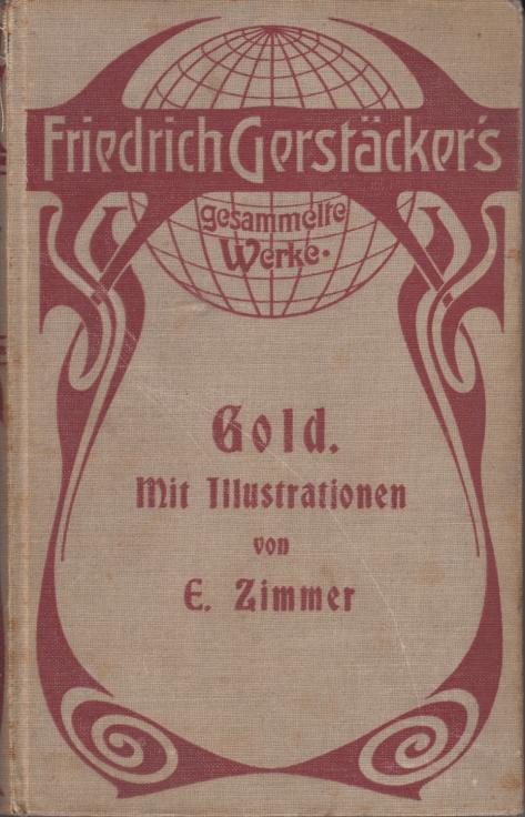 gold roman von gerstaecker - ZVAB