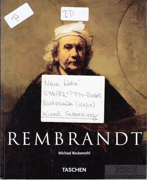 rembrandt 1606 1669 pocket library of great art