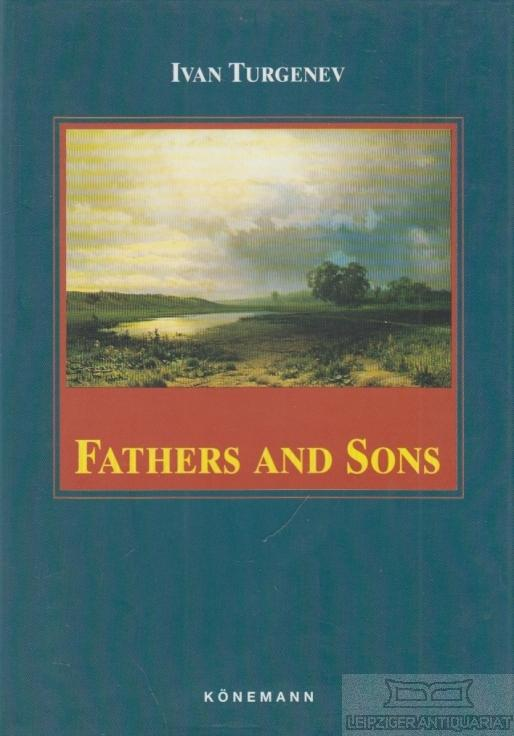 an analysis of turgenevs fathers and sons Ivan turgenev's fathers and sons concerns above all the challenge of handing down ways from fathers to sons in a confused, seemingly progressive society two fathers, a downscale gentleman and a peasant, have sent their sons to the university, and the book begins as the graduates return home.