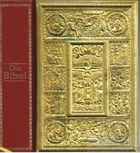 Die Bibel. Altes und Neues Testament mit: anonym.