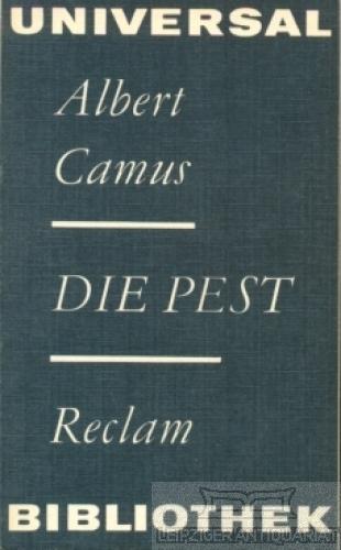 Die Pest.: Camus, Albert.