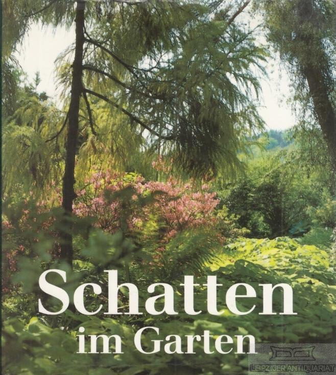 Schatten im Garten.: Ehmke, F. /