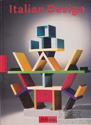 Italian Design.: Börnsen-Holtmann, Nina.