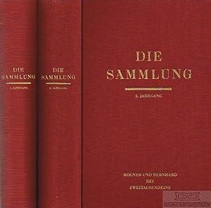 Die Sammlung. Literarische Monatsschrift, 1. Jahrgang /: Gide, A. /