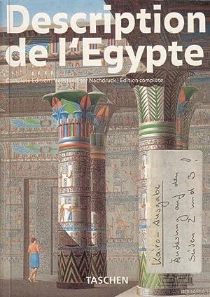 Description de L'Egypte. Publiée par les ordres: Neret, Gilles (Text).