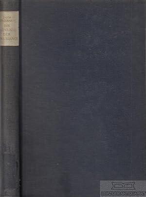 Die Baukunst der Renaissance in Italien. Jacob: Burckhardt, Jacob.