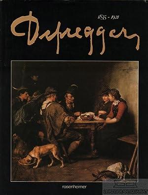 Defregger 1835 - 1921.: Defregger, Franz von.