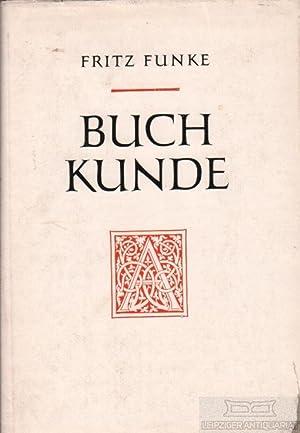 Buchkunde. Ein Überblick über die Geschichte des Buch und Schriftwesen.