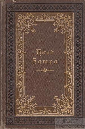 Zampa oder Die Marmorbraut. Oper in drei: Wittmann, Carl Friedrich