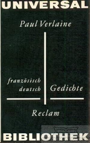 Gedichte Franzoesisch Und Deutsch Zvab