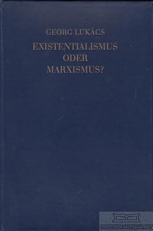 Existenzialismus Die vollständigen Informationen und