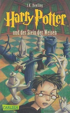 Harry Potter und der Stein der Weisen.: Rowling, Joanne K.