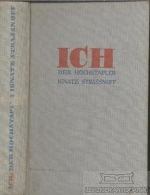 Ich, der Hochstapler Ignatz Strassnoff.: Strassnoff, Ignatz.