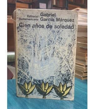 Cien Años de Soledad (Primera Edición): Gabriel García Márquez