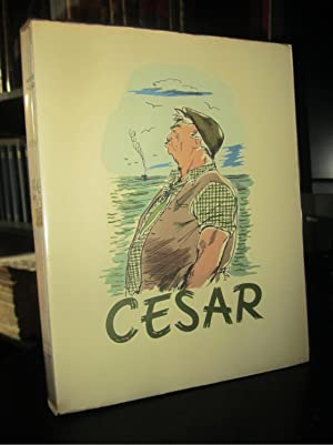 César (Aquarelles De Gaston Barret)