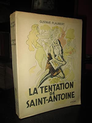 La Tentation De Saint-Antoine (Illustrations De Derambure)