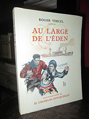 Au Large De L'éden (illustrations De D. Charles Fouqueray)