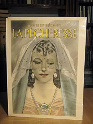 La Pécheresse (illustrations De brunelleschi)