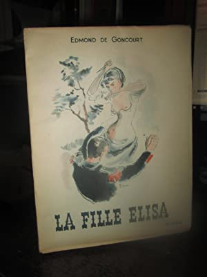 La Fille Elisa (illustrations De Cura)