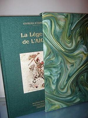 La Légende De L'aigle. Poème Épique En: D'Esparbès, Georges